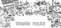 Hidden Folks: Putziges Suchspiel erhält Update mit Fabrik und wuselig animierten Figürchen