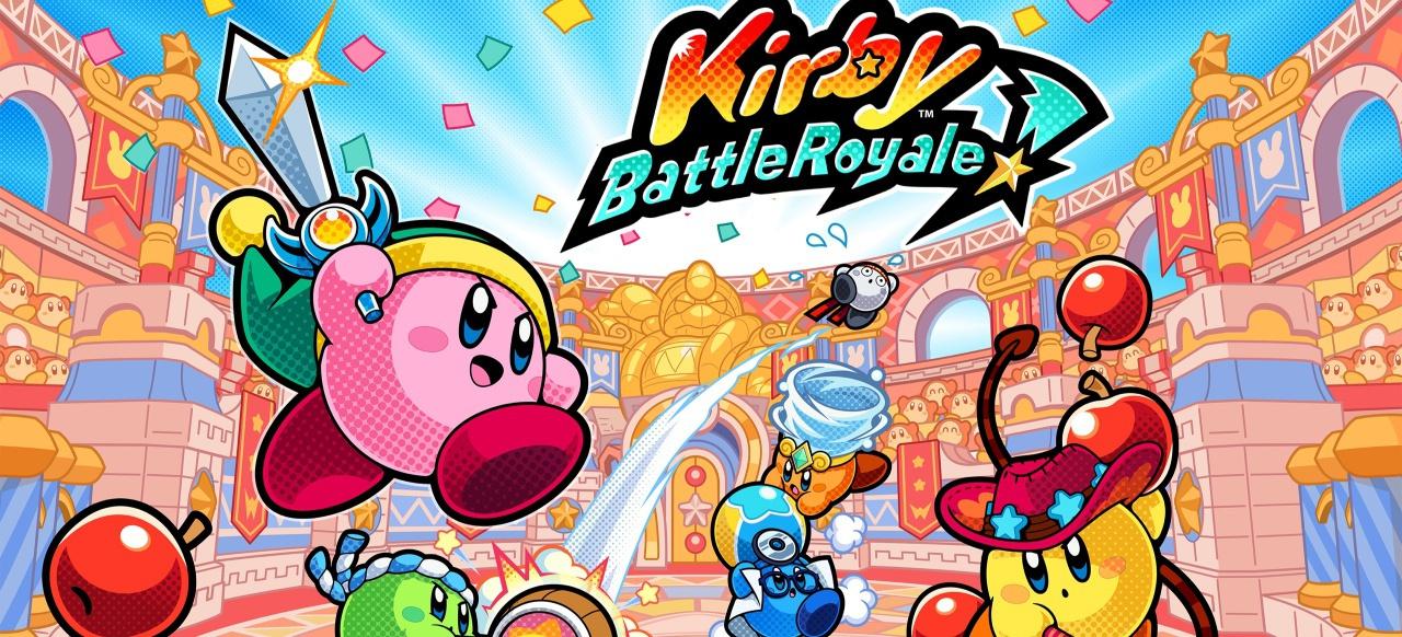 Kirby Battle Royale (Geschicklichkeit) von Nintendo