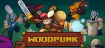Woodpunk: Rogue-like-Action auf PC gestartet