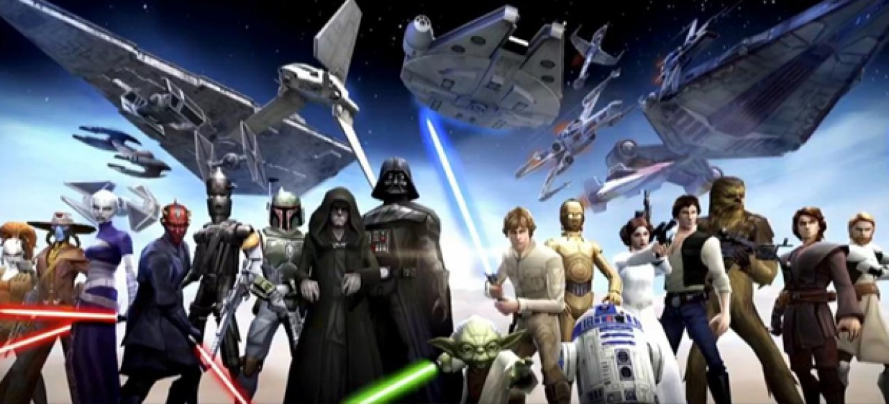 Star Wars: Galaxy of Heroes (Strategie) von EA