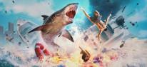 Im Action-Rollenspiel steuert man einen Bullenhai