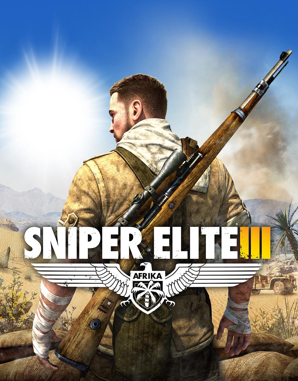 Alle Infos zu Sniper Elite 3: Afrika (XboxOne)