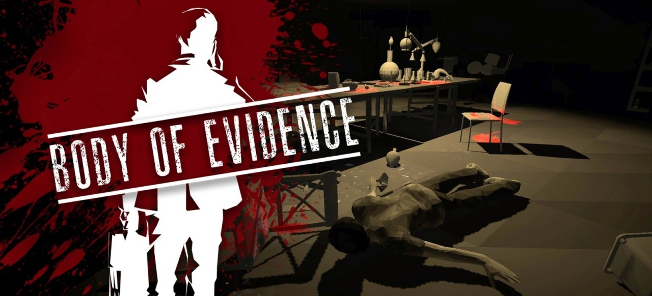 Body of Evidence (Simulation) von Fat Dog Games