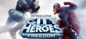 Screenshot zu Download von City of Heroes