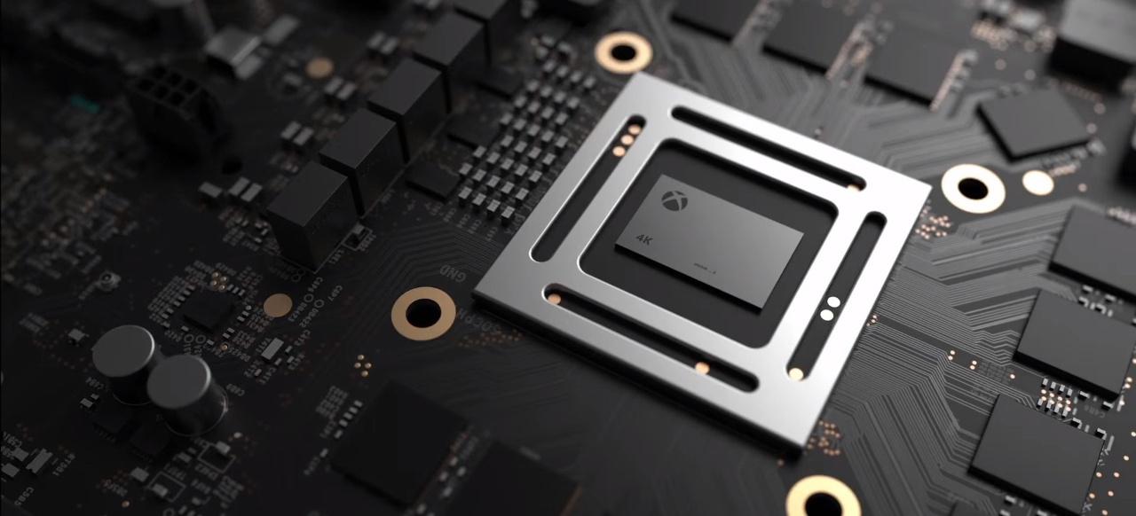 Xbox One X (Hardware) von Microsoft