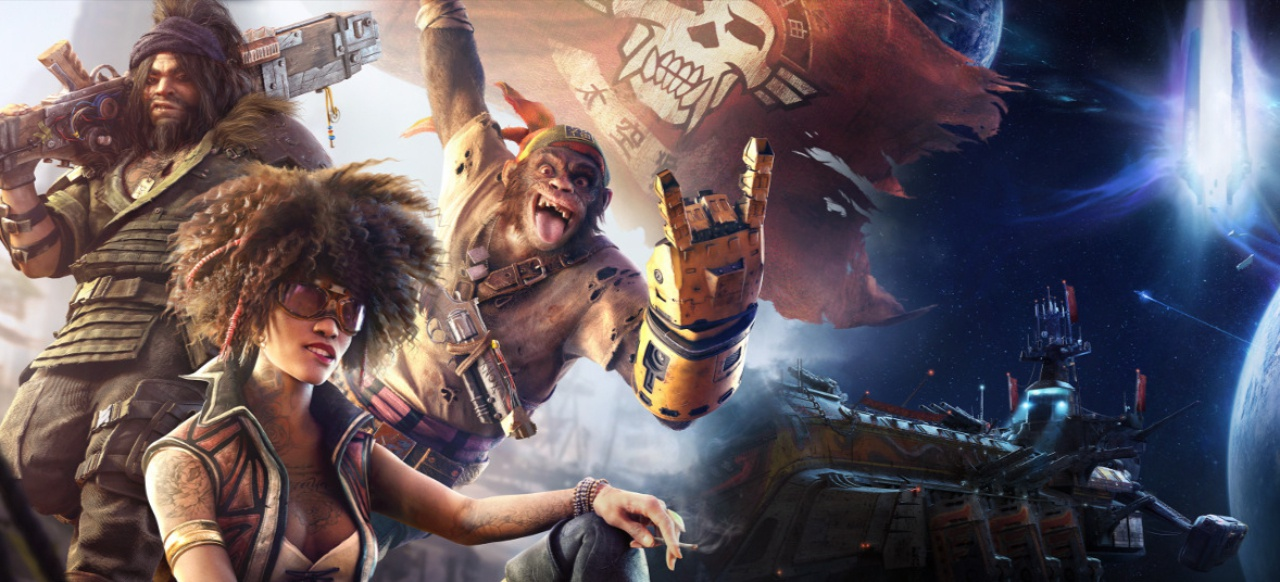 Beyond Good & Evil 2 (Action) von Ubisoft
