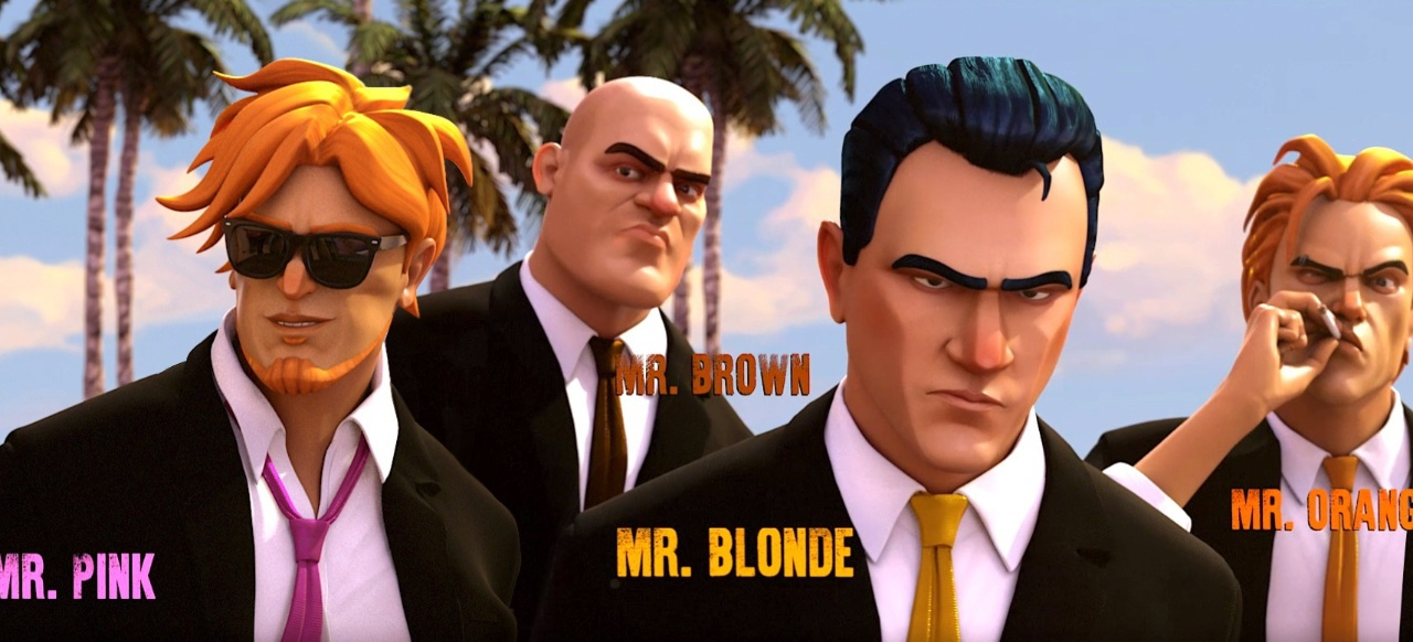 Reservoir Dogs: Bloody Days (Action) von Big Star Games