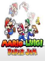 Alle Infos zu Mario & Luigi: Paper Jam Bros. (3DS)