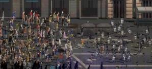 Proteste, Krawalle und Straßenschlachten