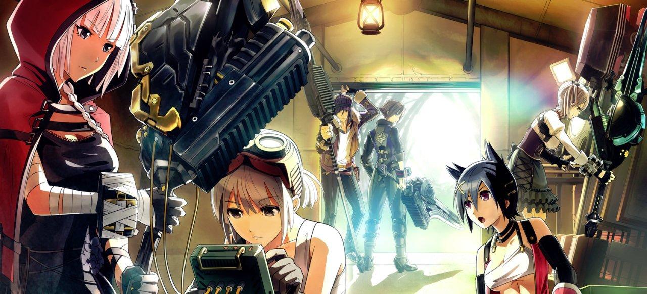God Eater 2 Rage Burst (Rollenspiel) von Bandai Namco