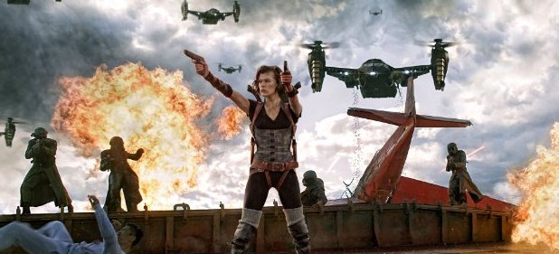 Resident Evil: Retribution () von