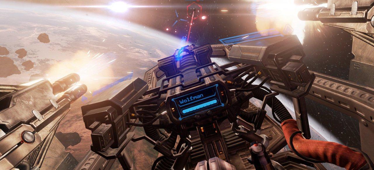 Neue Hardware, neue Inhalte - die Zukunft des Weltraumshooters