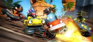 Micro Machines trifft Mario Kart