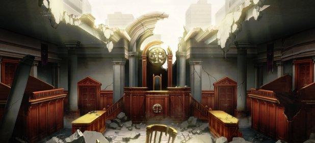 Phoenix Wright: Ace Attorney - Dual Destinies (Adventure) von Capcom