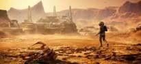 Far Cry 5: Lost on Mars: Zweiter DLC erhältlich: Nick Rye und Hurk auf dem Mars