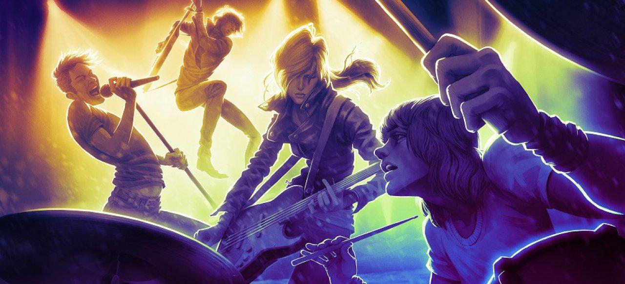 Rock Band 4 (Geschicklichkeit) von Mad Catz
