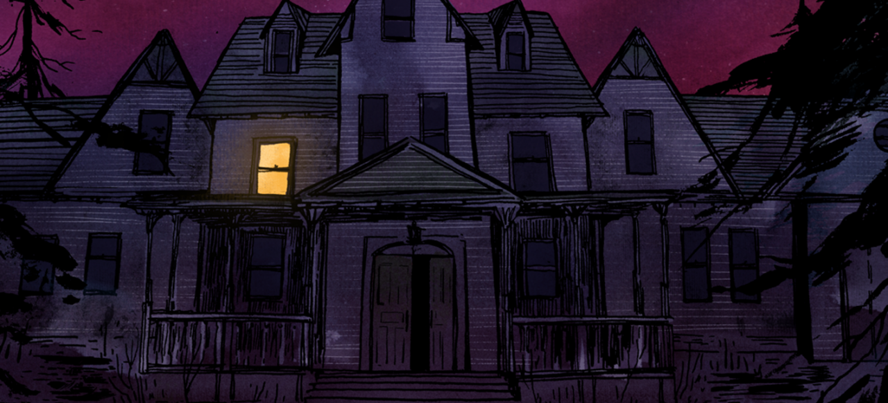 Gone Home (Adventure) von The Fullbright Company