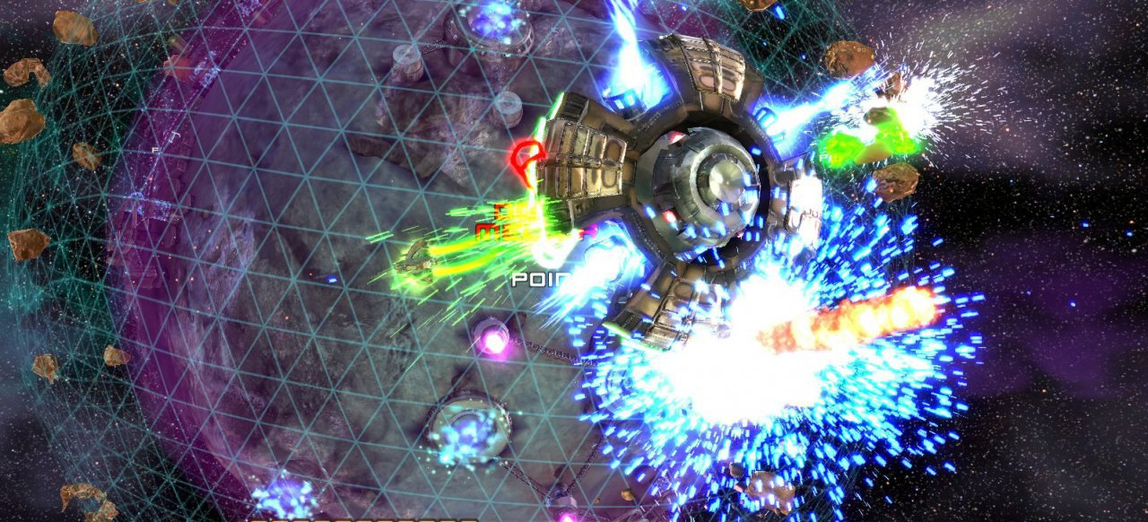 Super Stardust Ultra (Shooter) von Sony