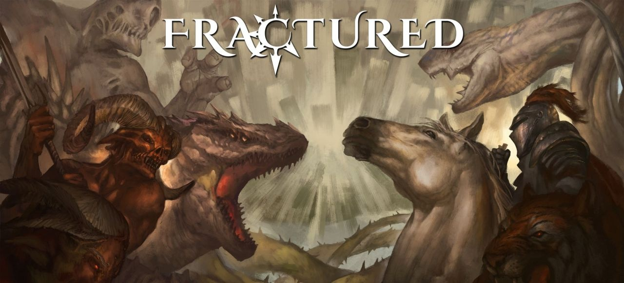 Fractured - The Dynamic MMO (Rollenspiel) von