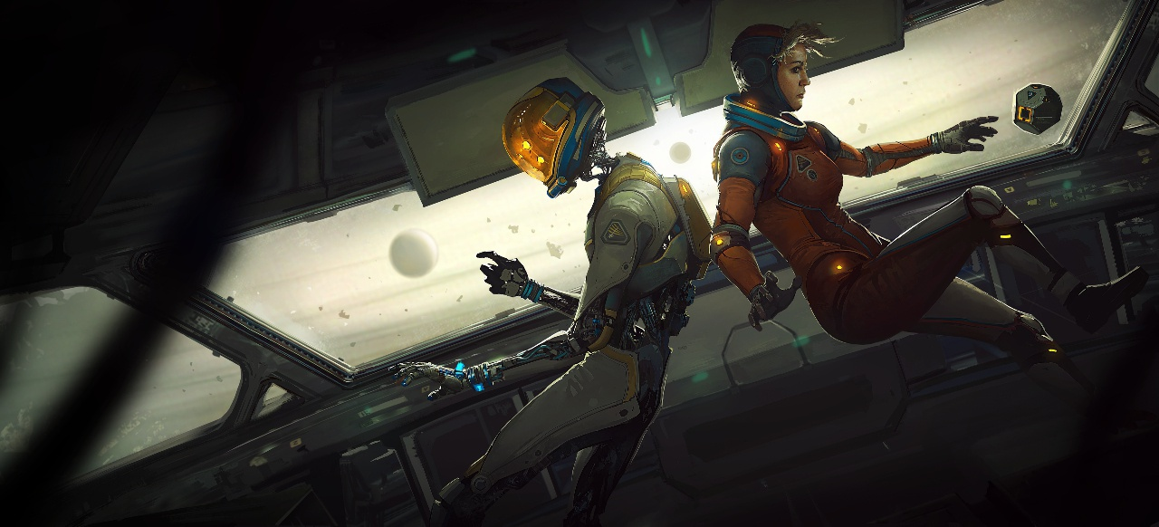 Lone Echo (Action) von Ready At Dawn / Oculus