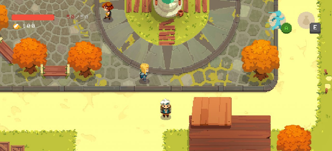 Moonlighter (Rollenspiel) von 11 Bit Studios / Merge Games / Headup Games