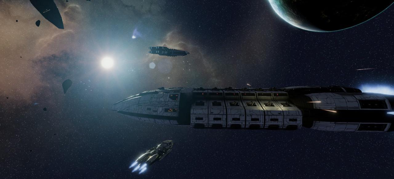 Battlestar Galactica Deadlock (Strategie) von Slitherine