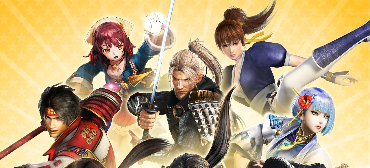 Warriors All-Stars (Action) von Koei Tecmo
