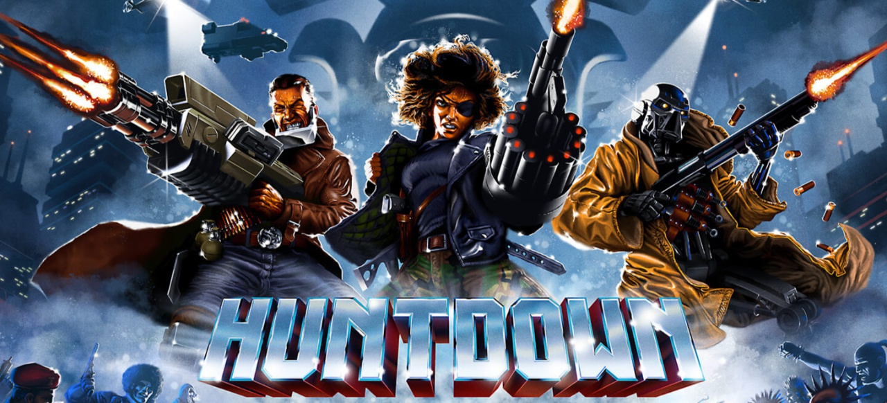 Huntdown (Action) von Coffee Stain Publishing