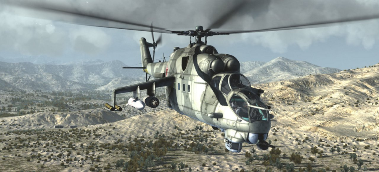 Air Missions: HIND (Simulation) von
