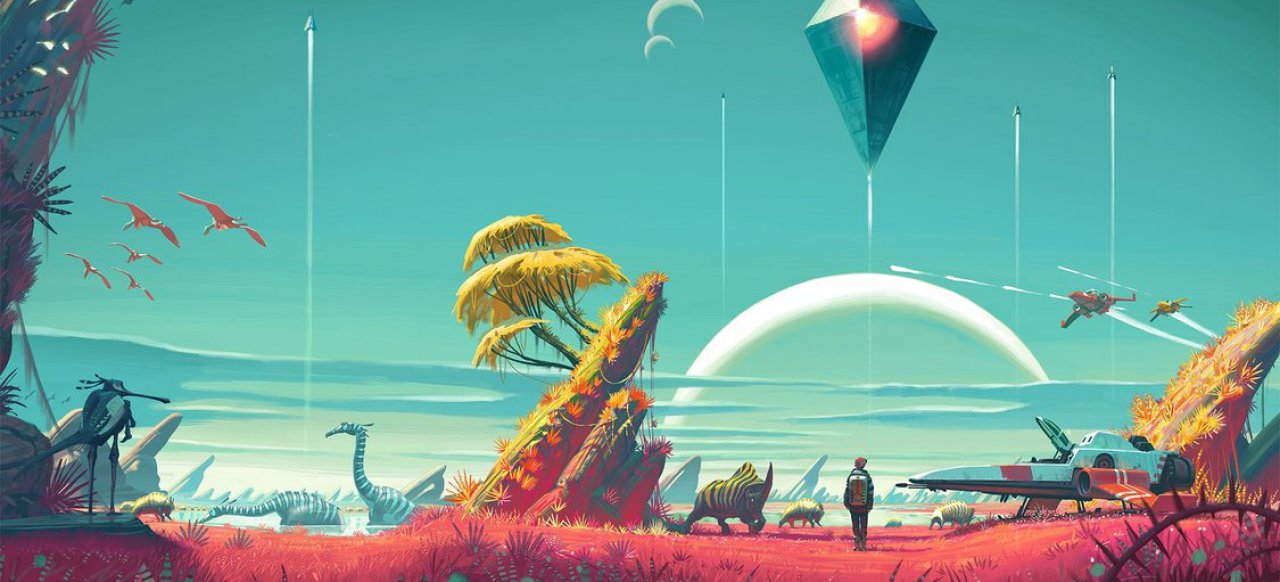No Man's Sky (Simulation) von Hello Games