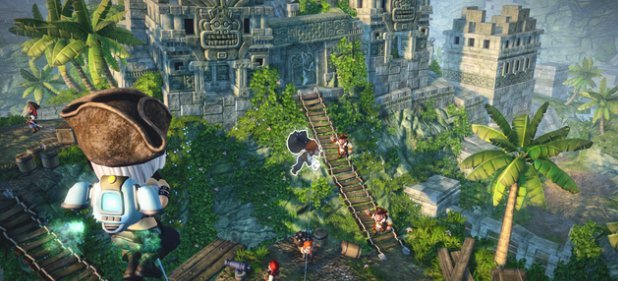 GameGlobe (Action) von Square Enix