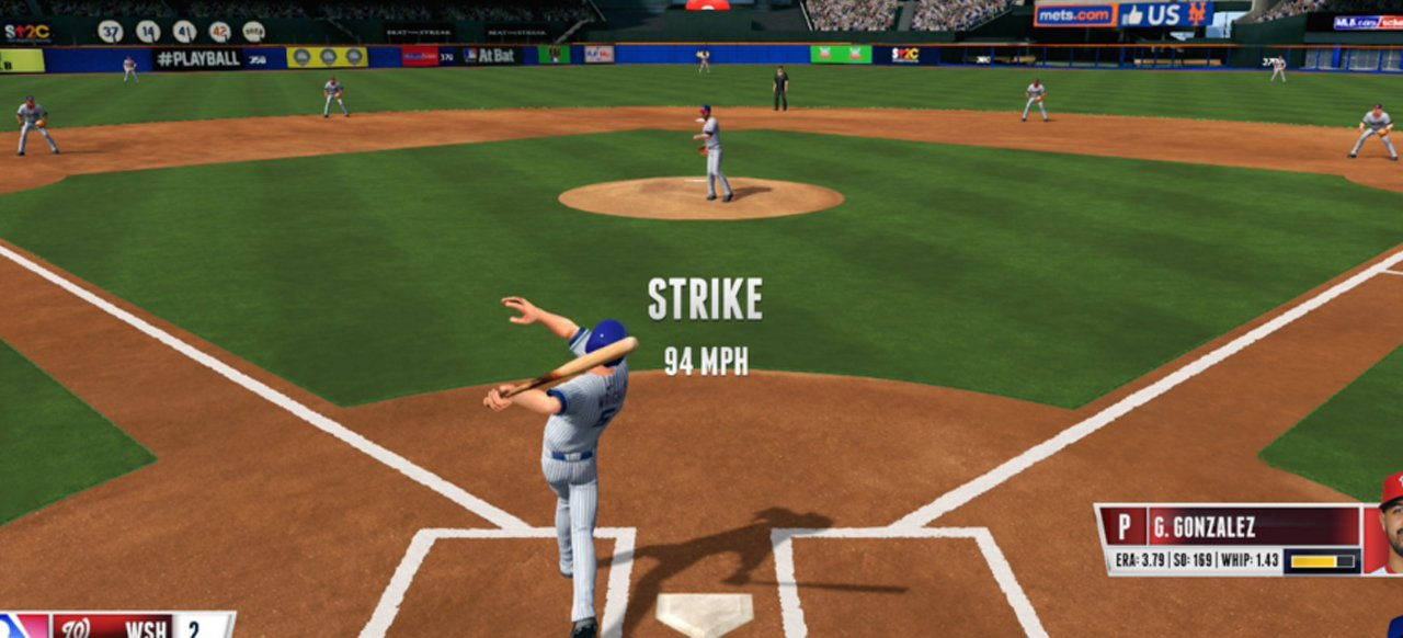 R.B.I. Baseball 16 (Sport) von MLB.com