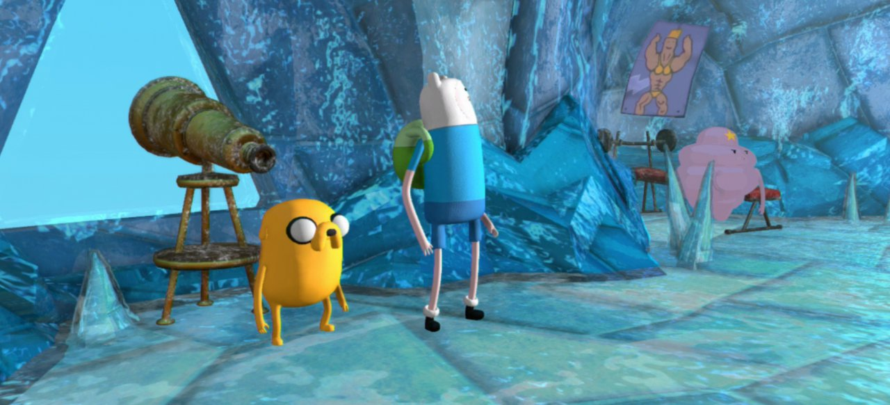 Adventure Time: Finn and Jake Investigations (Adventure) von Little Orbit Games