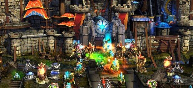 Prime World Defenders (Strategie) von Nival