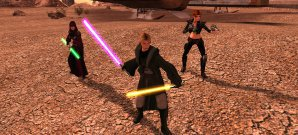 Screenshot zu Download von Star Wars: Knights of the Old Republic 2 - The Sith Lords