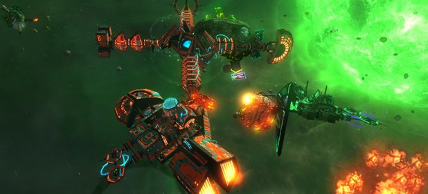 Space Pirates and Zombies 2 (Strategie) von