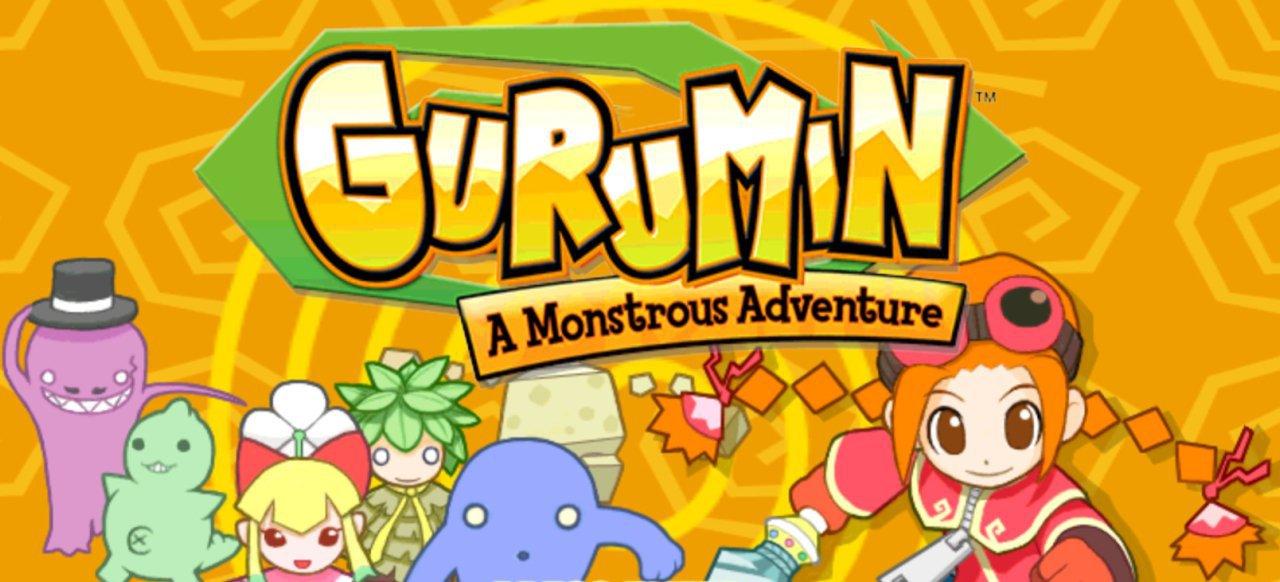 Gurumin: A Monstrous Adventure (Rollenspiel) von Mastiff / 505 Gamestreet