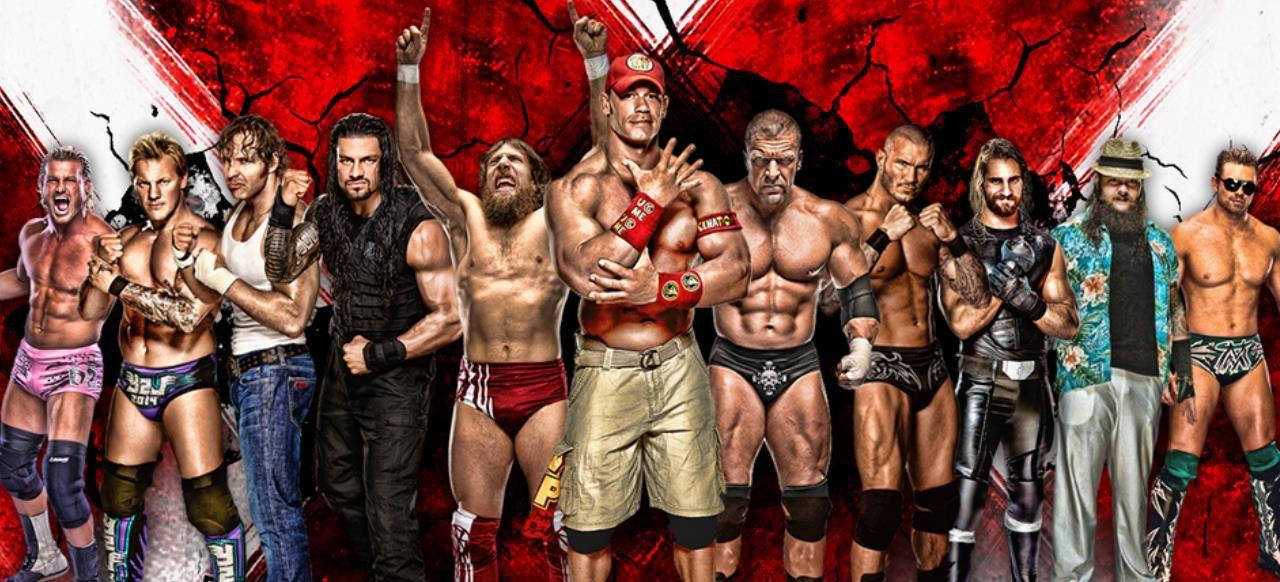 WWE 2K15 (Sport) von 2K Sports