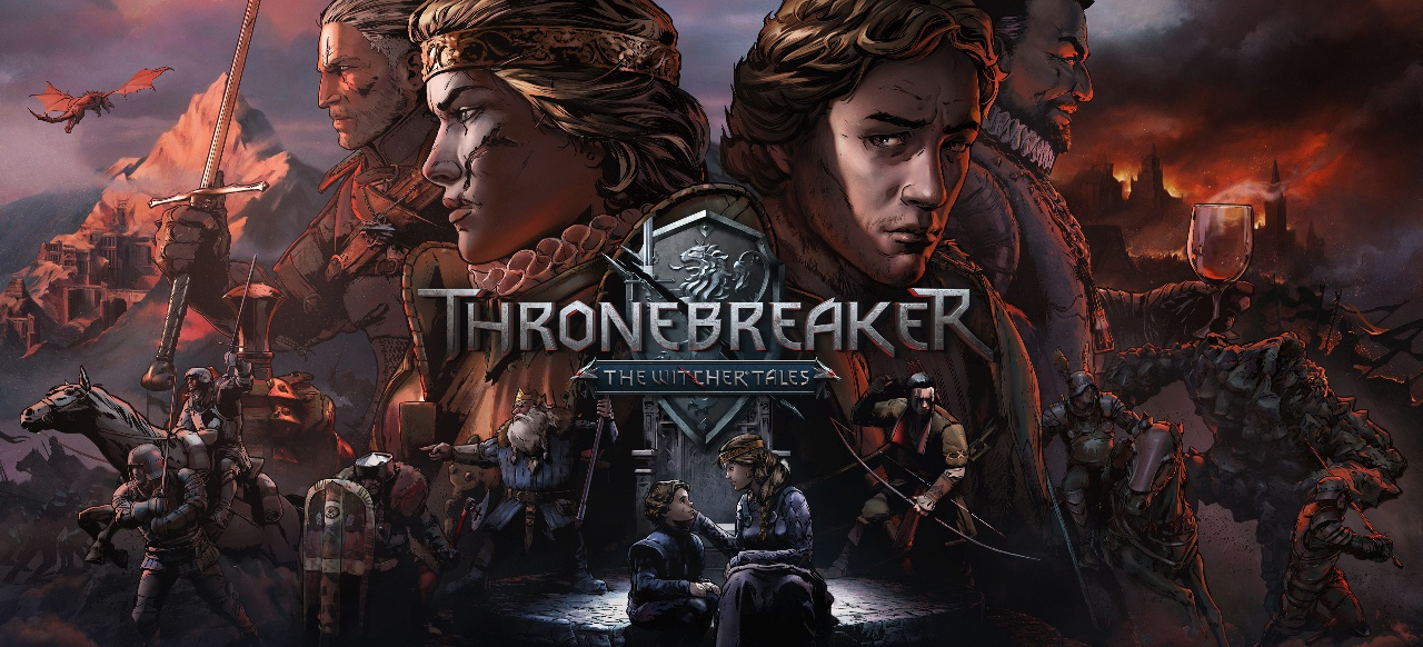Thronebreaker: The Witcher Tales (Strategie) von CD Projekt RED