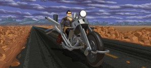 Modernisiertes Biker-Adventure von Tim Schafer