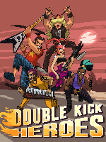 Alle Infos zu Double Kick Heroes (PC)