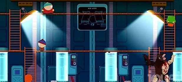 South Park: Tenorman's Revenge (Geschicklichkeit) von Microsoft