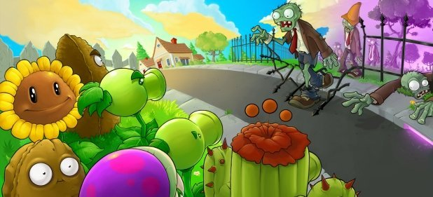 Plants vs. Zombies (Strategie) von PopCap Games