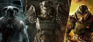 Skyrim, Fallout und Doom im Kugelwahn