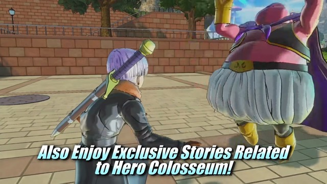 Hero Colosseum Launch Trailer