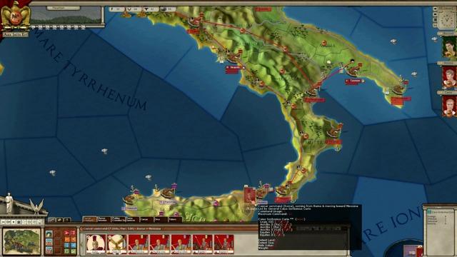 Römer-Spielszenen