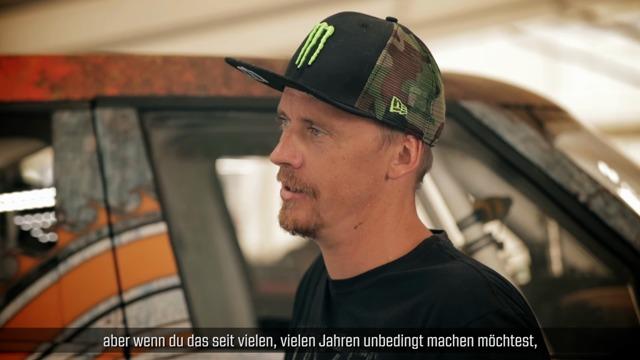 Entwickler-Tagebuch mit Rennfahrern zum Thema Furcht