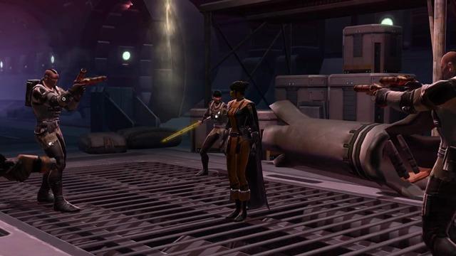 Charakterfortschritt Jedi-Botschafter