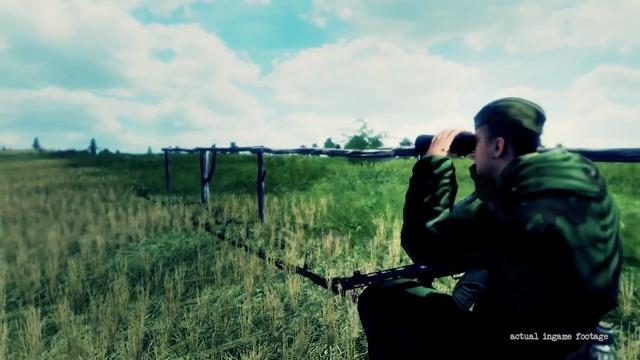 Infanterie-Trailer