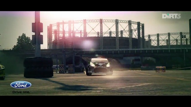 Ken Block vs. Tanner Foust